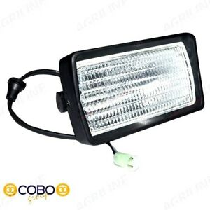 Cab Roof Work Light l h For Ford Tw15 Tw25 Tw35 8630 8730 8830 Tractors