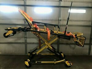 Lot Of 5 Stryker Mx Pro R3 6082 650 Lb Ambulance Stretcher Cot Emt Ems