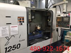2003 Yci Supermax Xv 1250a Cnc Vertical Machining Center Vmc Mill Ref 8068910
