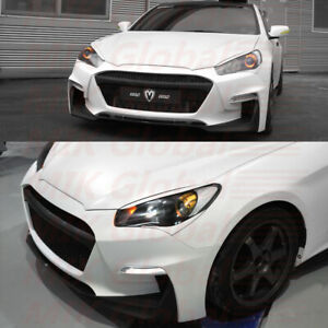 M S Hyper G Front Bumper For Hyundai Genesis Coupe 2009 2012 Pickup Only