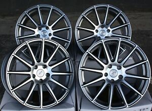 18 Alloy Wheels For Alfa Romeo 159 Brera Giulietta Giulia Stelvio Ayr 02 Gp