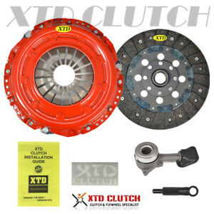 Xtd Stage 2 Clutch Kit 2005 2011 Ford Focus 2 0l 2003 2007 2 3l Dohc
