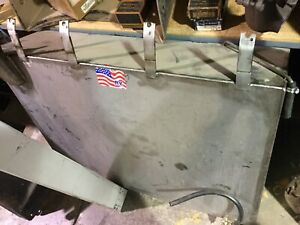 Hot Rod Trunk Mounted Fuel Tank For Model A Coupe Or Roadster