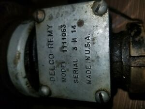 1964 Corvette Used 1111063 Fuel Injection Transistor Distributor 63 64 65