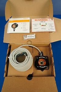 Renishaw Omi 2t Machine Tool Twin Probe Optical Interface New In Box W Warranty