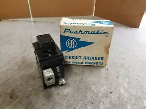 New Ite Pushmatic 70 Amp Circuit Breaker 120 240 Vac 2 Pole P270