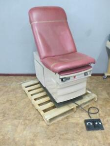 Midmark Ritter 305 Power Exam Procedure Chair With Footswitch 305 002 999