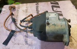 Allis Chalmers B Tractor Magneto Wico Type X Magneto Hot Mag Wd Wc Rc C Ib Part