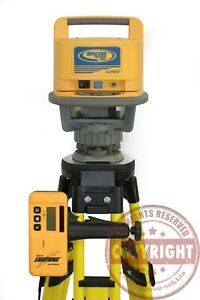 Spectra Precision Ll500 Rotary Laser Level Transit Laserplane topcon trimble