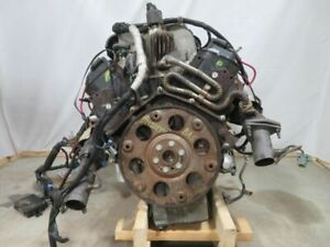 8 1 Liter Engine Motor L18 Gm Chevy 91k Complete Drop Out Ls Swap