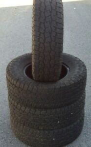 4 Lt 245 75r16 Toyo Open Country A T Ii Tires 75 16 R16 2457516 75r E Takeoff