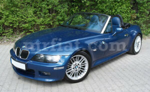 Bmw Z3 Roadster Black Indoor Fabric Car Cover 1996 03 New