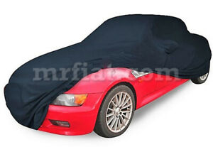 Bmw Z3 Roadster Black Indoor Fabric Car Cover W Mirror Pockets 1996 03 New