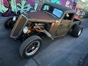 Hot Rod Truck Frame Plans Bobber Traditional Rat Rod 2 Sets Pickup Z Chassis