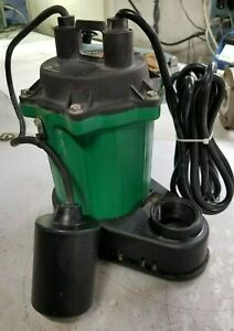 New Myers 1 4 Hp Residential Sump Pump 28 Gpm 115 Vac 1 Phase 1 1 2 Npt S25a1