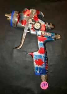 Sata Jet 3000 B Rp 1 2 Maple Leaf Special Edition