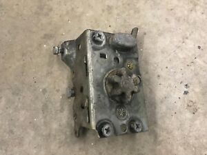 1953 1954 1955 Lincoln Ford Mercury Passenger R Side Door Latch Lock Oem
