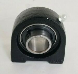 New Oem Swenson Electric Salt Spreader Tailgate 1 Tapped Bearing 04080 079 00