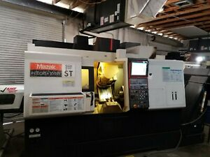Mazak Integrex 100 iv St Cnc Mill lathe 2008 11 With Sub Spindle