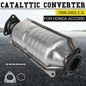 For Honda Accord 2 3l I4 1998 1999 2000 2001 2002 Direct Fit Catalytic Converter