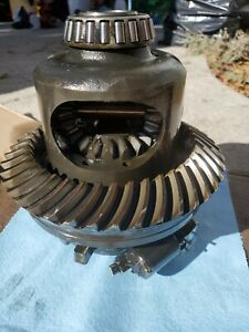 2005 2010 Jeep Grand Cherokee Rear Differential With Electronic Limited Slip