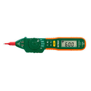 Extech 381676a Pen type Digital Multimeter 200v 200a W ncv Detector