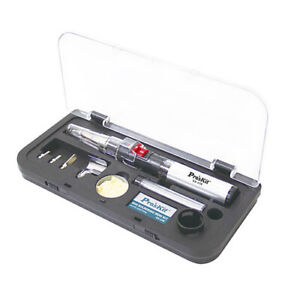 Eclipse Gs 23k Gas Soldering Iron Kit Auto Safety Ignition