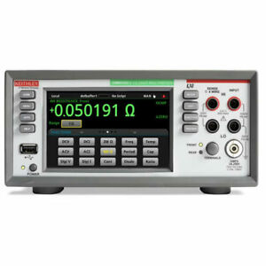 Keithley Dmm6500 6 1 2 digit Touchscreen Bench production Dmm
