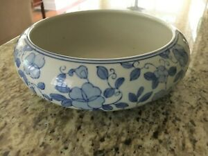 Bowl Chinese Asian Blue White Porcelain China 11