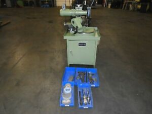 Rush 250 Tool And Cutter Grinder With Tooling