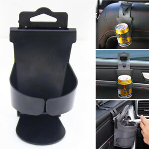 2x Universal Car Cup Holder Door Mount Mug Stand Drinking Bottle Can Seat H7i4d