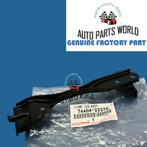 Genuine Lexus Is250 350 Gs350 Rc300 Gs200t Battery Hold Down Clamp 74404 22370