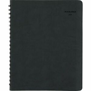 2020 At a glance 8 X 11 Weekly Appointment Book planner The Action P 24345862