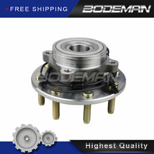 Front Wheel Bearing Hub Assembly For 2006 2007 2008 Dodge Ram 1500 2500 3500 4wd