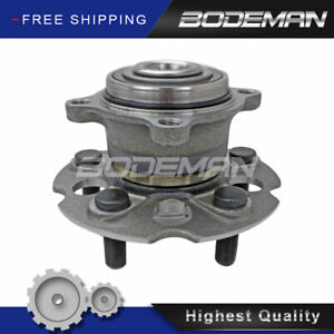 Rear Wheel Bearing And Hub Fits 2005 2011 2012 2013 2014 2015 2016 Honda Odyssey