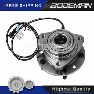 Front Wheel Hub Bearing Fits 4wd 1997 2003 2004 2005 Chevy S10 Blazer Gmc Sonoma
