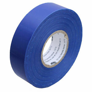 1 Roll Blue Electrical Insulating Tape Vinyl 3 4 Inch 20 Yards Ul Listed