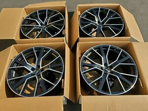 New 22 Range Rover 7007 Autobiography Oem Factory Supercharged Wheels Sport Hse