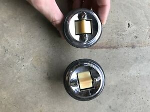 1956 1957 Lincoln Premiere Rear Window Switches Complete