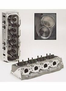 Brodix Cylinder Heads Race rite Oval Port Cylinder Head Big Block Ea 2061001