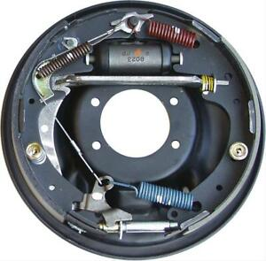 Currie Enterprises Ford 9 In Drum Brake Backing Plate Ce 6001n R