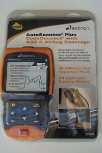 New Actron Cp9680 Autoscanner Plus Codeconnect With Abs And Airbag