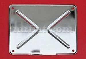 Alfa Romeo Giulietta Giulia Spider 750 101 Rear License Plate Support New