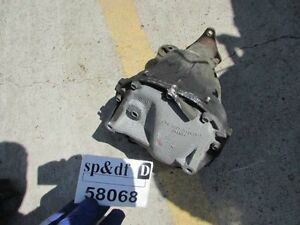 2000 2002 Lincoln Ls Carrier Assembly V6 Rear End Differential 3 58 Ratio Axle