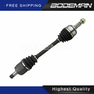 Front Left Cv Axle Shaft For 2 0l 2006 2007 2008 2009 2010 2011 Honda Civic