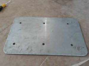 Mercedes 300sl Gullwing Battery Cover New