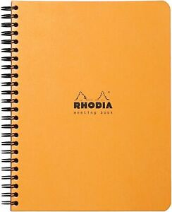 Rhodia Wirebound Notebook