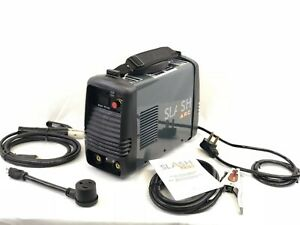 Slasharc Dc 160 Amp Dual Voltage Input Stick Welder Package 115 230v