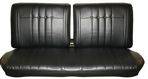 1965 Impala Coupe Front Split Bench Seat Upholstery In Your Choice Of Color
