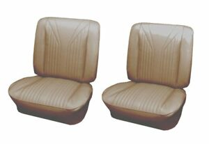 1965 Impala Ss Front Bucket Seat Upholstery In Your Choice Of Oem Color